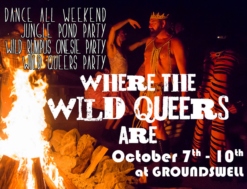 Where the Wild Queers Are promo image
