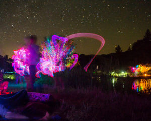 pond-party-at-night-into-the-woods-drag-party