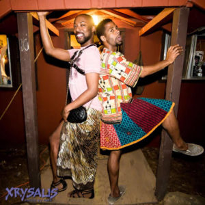 xrysalis Queer people of color gathering 3